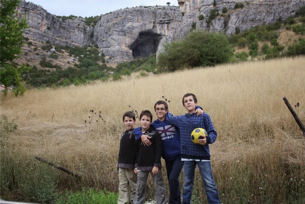 el pueblo de la Vega del Codorno