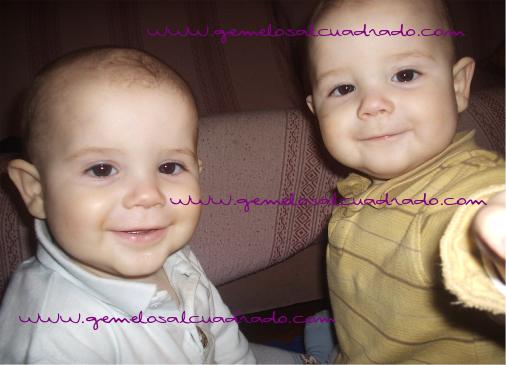 cesárea de gemelos