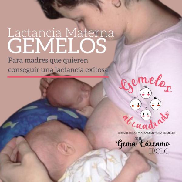 preparación de lactancia materna para madres de gemelos