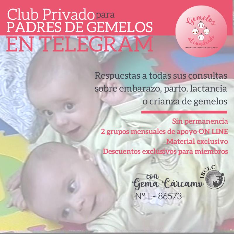 club privado padres de gemelos